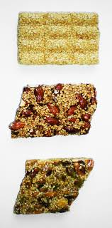 bar snack cuisine sesame seed