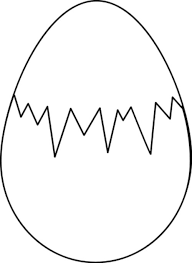 Egg Coloring Page Fablesfromthefriends Com Egg Colouring Page