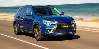 mitsubishi sports car 2018 2018 mitsubishi asx pricing and specs photos 1 of 4