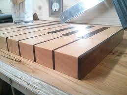 piano keys cutting board u2014 formeremortals