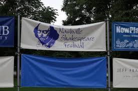 Nashville Flag Nashville Shakespeare Festival Shakespeare On The Road