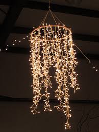 Easy Chandelier 15 Easy And Creative Diy Outdoor Lighting Ideas Hula Hoop