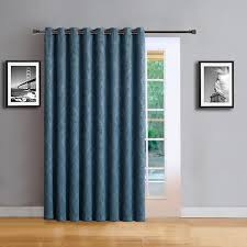 warm home designs embossed textured energy efficient teal curtains
