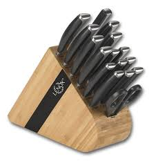 lenox forged series 17 piece german steel knife set u0026 reviews