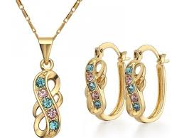 gold earrings price in pakistan jewellery jewellery pakistan jewellery shopping online