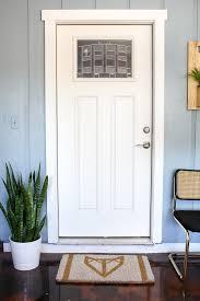Fun Doormat Diy Fox Door Mat