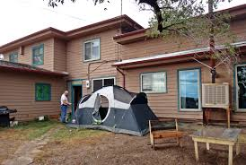 the backyard tent test u2013 jeepwithkids