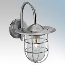 Discount Outdoor Wall Lighting - firstlight 8352 cage suspended outdoor wall lights ip44 discount