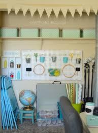 Closet Craft Room - craft closet makeover craft o maniac