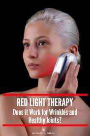 red light therapy skin benefits benefits of red light therapy at home does it work all natural ideas