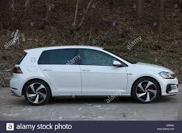 volkswagen gti blue 2017 volkswagen golf gti mk7 built in 2017 being tested at longcross