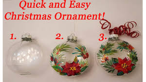make a ornament diy