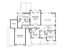 mission floor plans ideas 11 mission style homes floor plans california