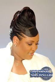 hairstyle with ridges from garnett jett