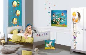 chambre foret une déco chambre enfant sur le thème mystérieux de la forêt enchantée