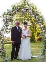 wedding arches south wales wedding arches for hire decorated to suit any style and type of