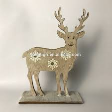 Lighted Sleigh And Reindeer by Lighted Reindeer Christmas Decoration Lighted Reindeer Christmas