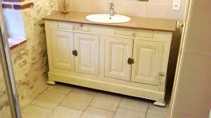 transformer un meuble ancien stunning transformer meuble cuisine en salle de bain photos