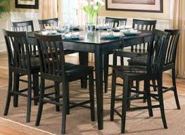 black dining room table set stunning black dining room table sets contemporary rugoingmyway