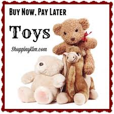buy toys now pay later with stores offering deferring billing