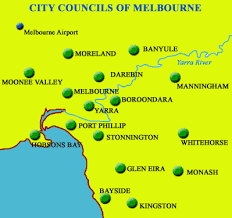 Councils Of Melbourne Map Relocating Or Moving To Melbourne Australia Elite Executive