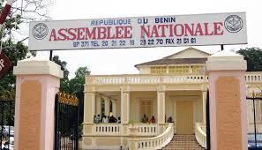 si e de l assembl nationale bénin assemblée nationale examen en plénière de la loi de