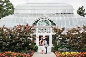 Botanical Gardens Volunteer by Alissa U0026 Kevin U0027s Wedding At The Volunteer Park Conservatory