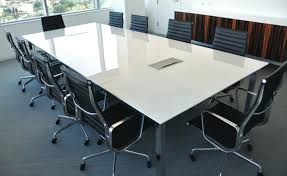 Modern Meeting Table Glass Meeting Tables 6 Person Glass Meeting Table Glass Conference