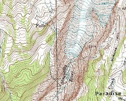 Seattle Topographic Map by Lab Streams