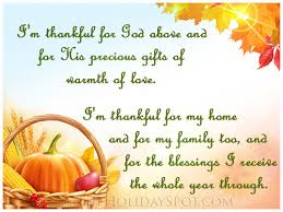 thanksgiving grace prayer festival collections