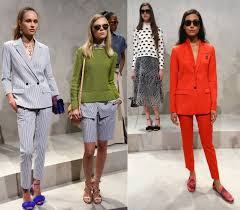 banana republic spring 2016 collection instyle com
