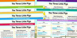 eyfs pigs lesson plan enhancement ideas