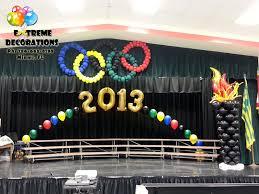 balloon arrangements for graduation party decorations miami balloon sculptures