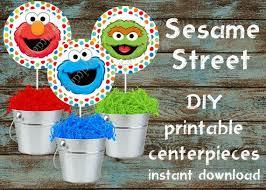 Elmo Centerpieces Ideas by Best 10 Sesame Street Centerpiece Ideas On Pinterest Sesame