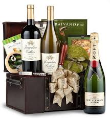 sending wine as a gift corporate wine gift baskets sets