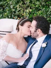 2 wedding dress idina menzel is radiant in wedding dress see the photos