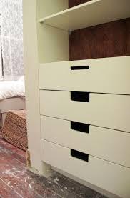 Ikea Walk In Closet Hack by Ikea Hack Besta And Stuva Built In Well Designed Vib