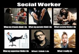Social Worker Meme - image 251158 what people think i do what i really do know