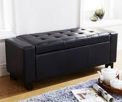 Cushioned Storage Bench Fulgurant Storagedrawers Coffee Lear Coffee Table Ottoman As Wells