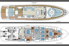 Luxury Yacht Floor Plans by Abberley Luxury Yachts Toby 20 Discount
