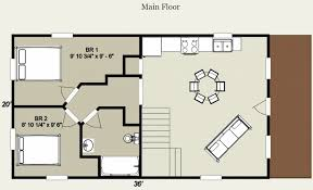 download mountain cabin floor plans adhome