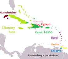 taíno language wikipedia