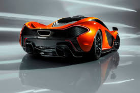 mclaren supercar mclaren p1 unveiled ahead of mclaren u0027s first appearance at paris