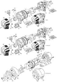 acdelco alternator wiring u2013 rod forum hotrodders bulletin
