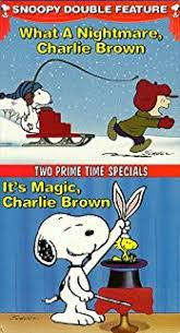 amazon snoopy double feature vol 8 charlie brown u0027s