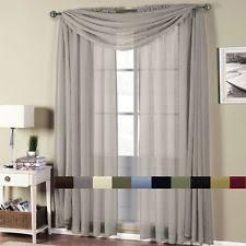 Shimmer Sheer Curtains 40