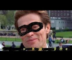 New Meme Order - when your meme is dying so you use a new meme format in order to