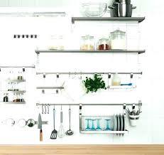 kitchen wall shelves ideas kitchen wall mounted shelves hollow wooden wall shelf storage