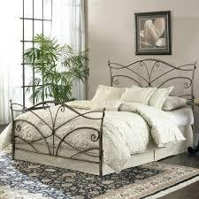 Collapsible Bed Frame Rod Iron Bed Frame Antique Pink Bed Frame U2013 Bare Look
