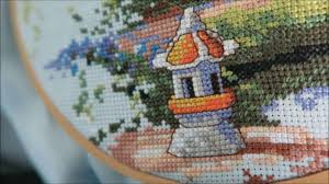 how to cross stitch with a kit how to get started